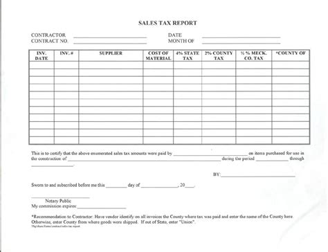 Purchasing Report Template Sle Purchasing Forms Unc School Of Government