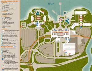 Old Key West 2 Bedroom Villa Floor Plan disney s contemporary resort guide walt disney world