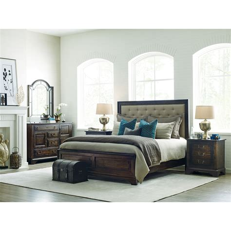 kincaid bedroom furniture kincaid furniture wildfire queen bedroom group olinde s