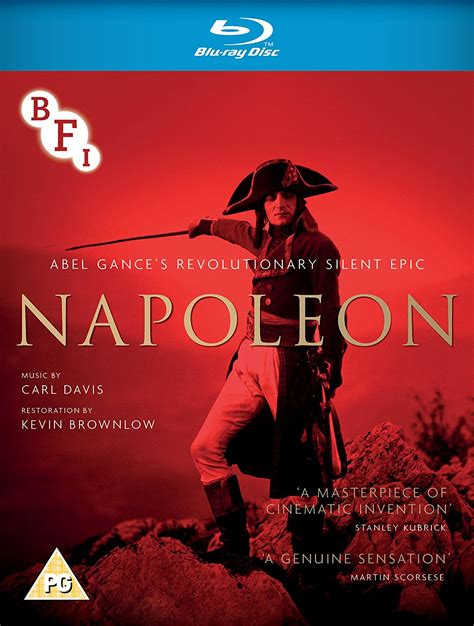 epic film certificate blu ray review napoleon 1927