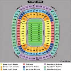 dome tickets events seating chart