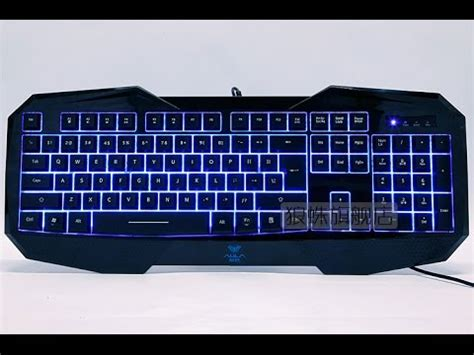 Keyboard Gaming Aula 27 aula gaming keyboard review unboxing