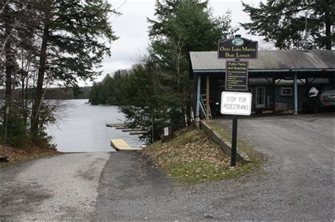 boat launch ontario boat launches seguin township