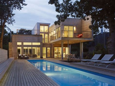 home design in new york summer beach house on fire island new york freshome com