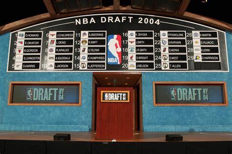 sports s vault draft diary 2004