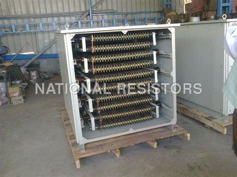 load bank resistors supplier electrical load banks manufacturer supplier exporter pune india