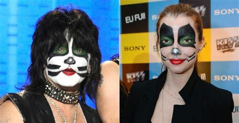 tutorial maquiagem do kiss blogueira julia petit faz maquiagem especial para conferir