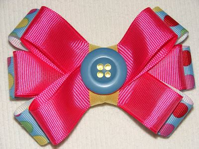 Different Type Of Hair Bows by Hair Bows D Teenhelp