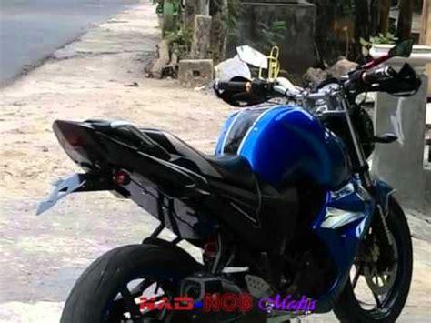 Cover Motor Yamaha Byson modifikasi motor yamaha byson pertama
