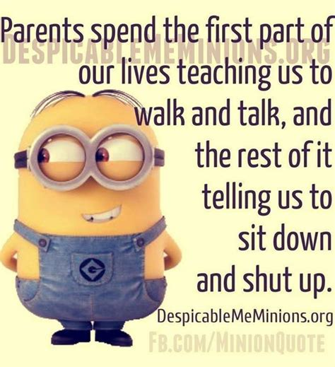 Family Minion 3 minion family quote www pixshark images galleries
