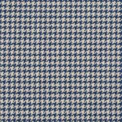 Blue White Upholstery Fabric by Indigo Blue And White Houndstooth Tapestry Upholstery Fabric