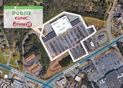 lilburn ga: five forks corners retail space for lease dlc