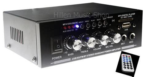 mini verstärker 12v 3327 mini verst 228 rker 12v lepy auto moto mp3 mp4 hi fi audio