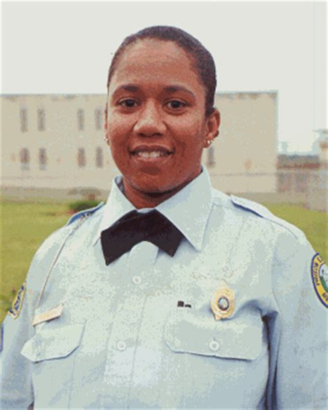 shirley parker officer of the year