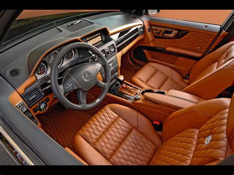 Mercedes Brabus Interior 2009 brabus widestar based on mercedes glk interior
