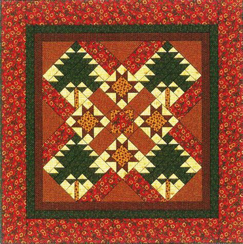 Thimbleberry Quilt Patterns lakeland pines quilt pattern bythimbleberries by thimbleberries lynette
