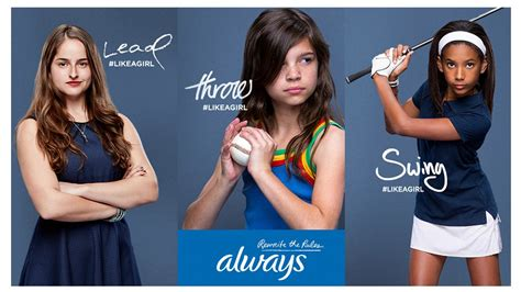 commercial girl power can ads change the world thoughts on likeagirl
