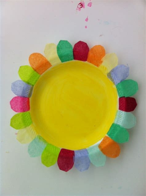 Paper Plate Crafts For Toddlers - craft ideas with paper plates best 4k wallpapers