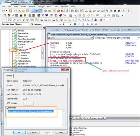 tutorial java media framework std framework powerbuilder to java exle sys con media