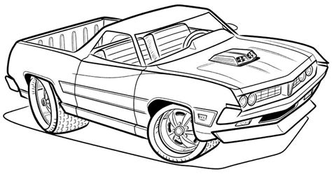 free coloring pages of cars and trucks truck pictures for kids cliparts co