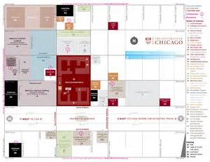 University Of Chicago Campus Map by University Of Chicago Campus Map