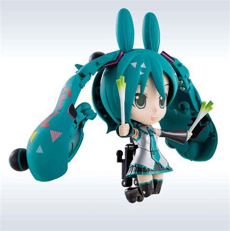 Bandai Chogokin Hatsune Miku X Rody Msib crunchyroll bandai presents miracle henkei hatsune miku x rody transforming chogokin