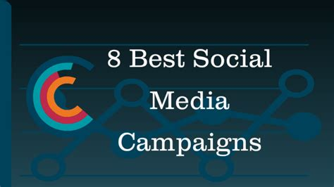 8 best social media caigns 8 best social media caigns in 2016