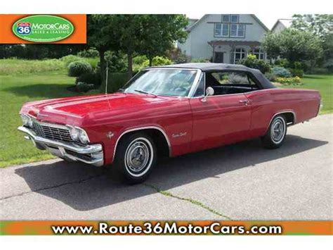pictures of 65 impala 1965 chevrolet impala ss for sale on classiccars