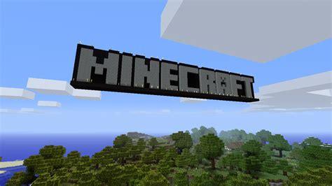 minecraft tutorial world logo minecraft playstation 4 edition review