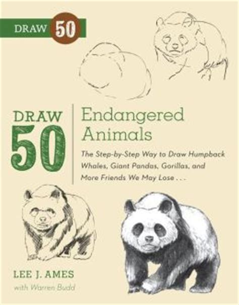 draw 50 animals the step by step way to draw elephants tigers dogs fish birds and many more draw 50 endangered animals the step by step way to draw