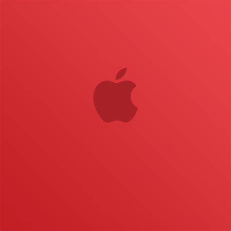 wallpaper apple design iwallpapers red inspired apple logo backgrounds ipad