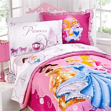 princess twin bedding set buy disney 174 princess twin sheet set from bed bath beyond