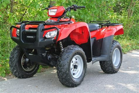 honda foreman for sale 2013 honda foreman 500 4x4 motorcycles for sale