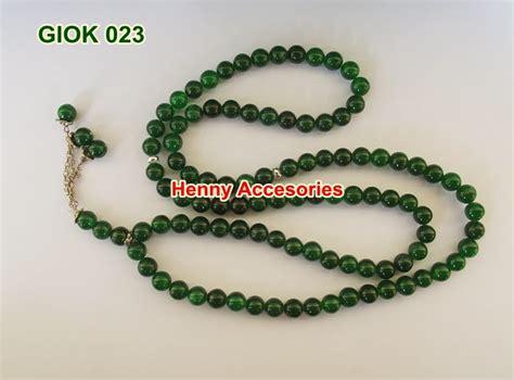 023 Cincin Giok Putih tasbih dari batu giok 023 rp 100 000 henny accesories