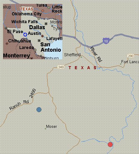 pecos river texas map map for independence creek texas white water fm 2400 to pecos river