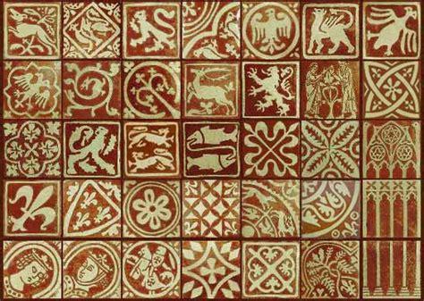 Kitchen Tile Backsplash Patterns medieval tiles catalogue