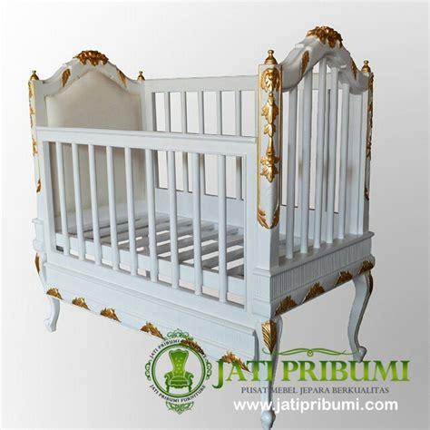 Tempat Tidur Bayi Jati tempat tidur bayi model terbaru jati pribumi
