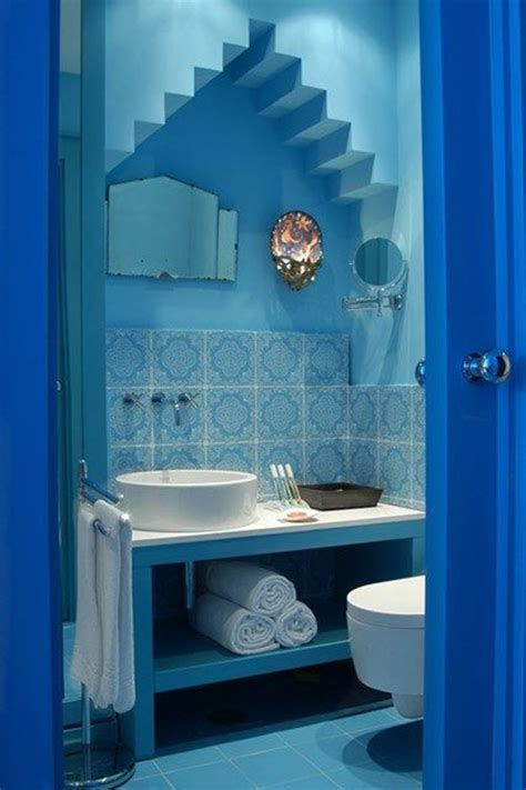 blue tiles bathroom ideas 40 blue bathroom wall tile ideas and pictures