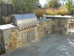 Backyard Built In Bbq Ideas Outdoor Kitchen Designs Ideas Landscaping Network