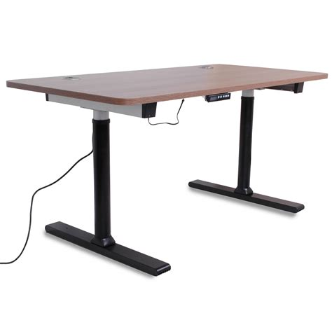 height adjustable home office computer pc sit stand