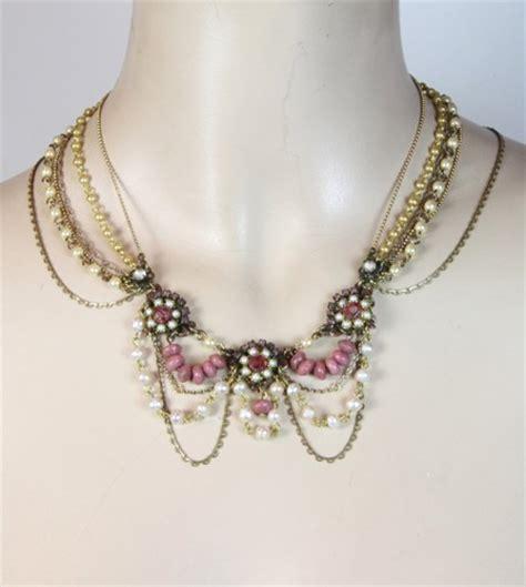 style jewelry bridal necklace wedding jewelry beaded