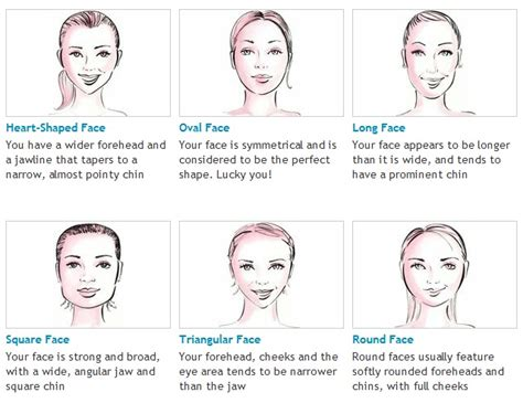 head shapes and hairstyles haircuts the beauty box