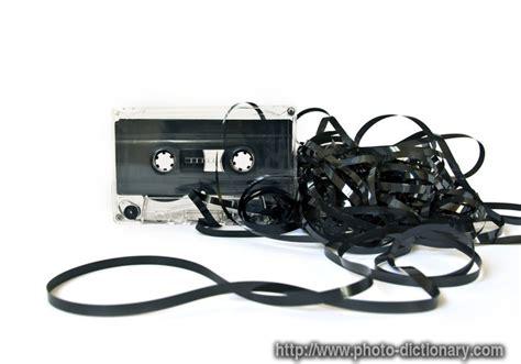 audio cassette audio cassette photo picture definition at photo