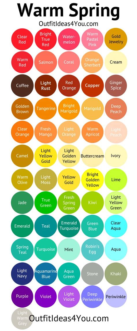 spring colors palette 25 best ideas about spring colors on pinterest spring