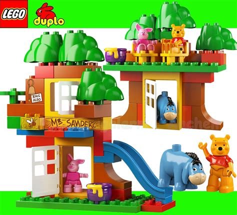 Lego Duplo Eeyore Winnie The Pooh Friend lego duplo winnie puuh 5947 winnies waldhaus house la