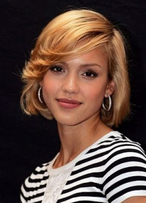 bob haircut jessica alba 80 best celebrity short hairstyles for 2018 short