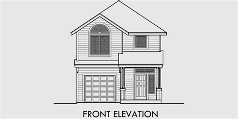 simple 2 car garage plans