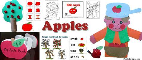 activities crafts preschool apples activities crafts lessons and