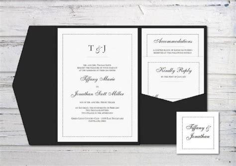digital wedding invites template digital wedding invitation printable invitation pocketfold template classic dots