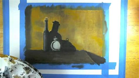 acrylic painting underpainting acrylic still underpainting excerpts from live